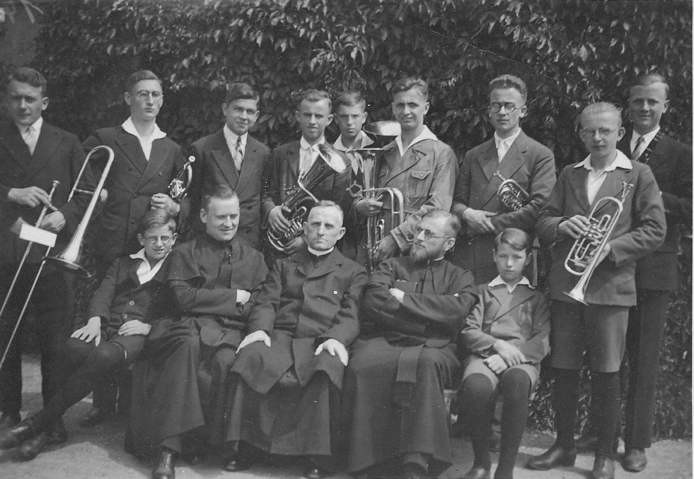 Kristi legemsfest 1931 i Kloster zum Guten Hirten